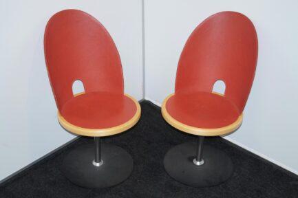 Blå Station stolar