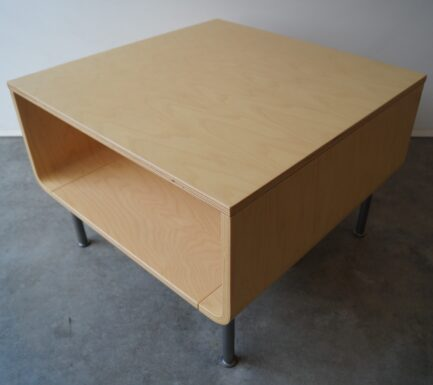 Soffbord Isku 60x60 Björk