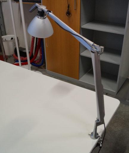 Luceplan Fortebraccio Bordslampa Aluminium