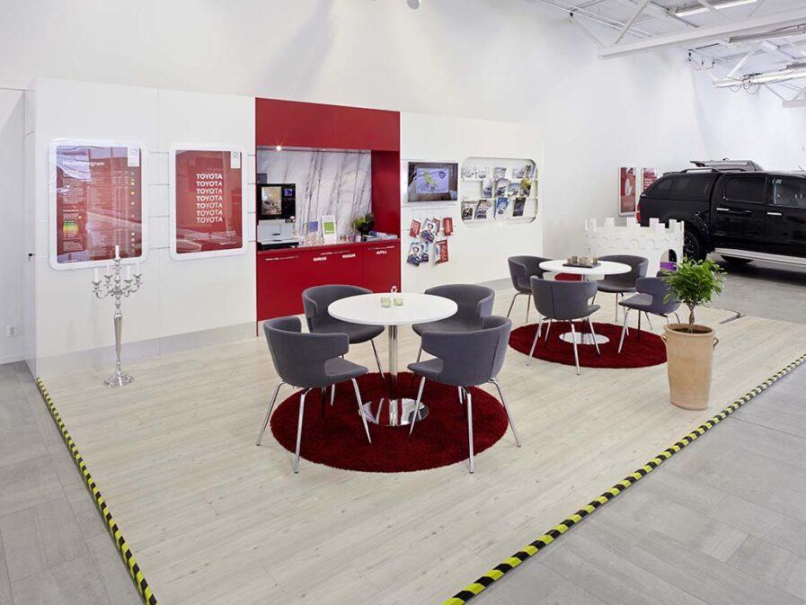 Konferensstol London Lotus Furniture