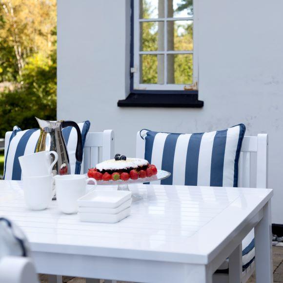 Trädgårdsbord Rosenborg Cinas 165x80